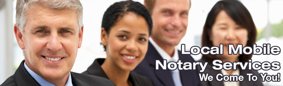 Mobile Notaries